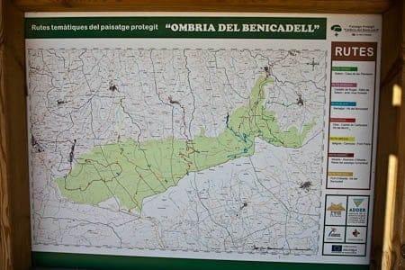Subida al Benicadell 1