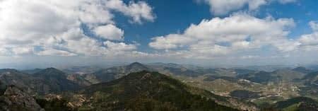 Pico Espadan 1106m. 6