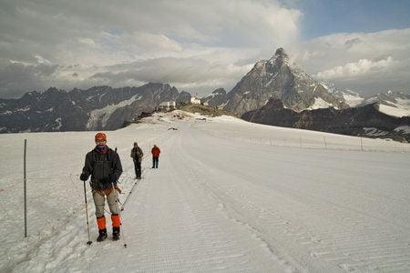 Alpes: Subida al Breithorn (4164m.) fallido 6