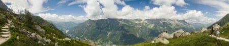 Alpes: Balcon Norte y Mer de Glace 9