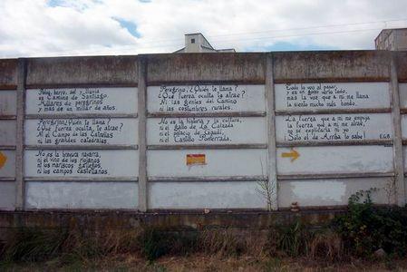 Poesia sobre el Camino de Santiago 14
