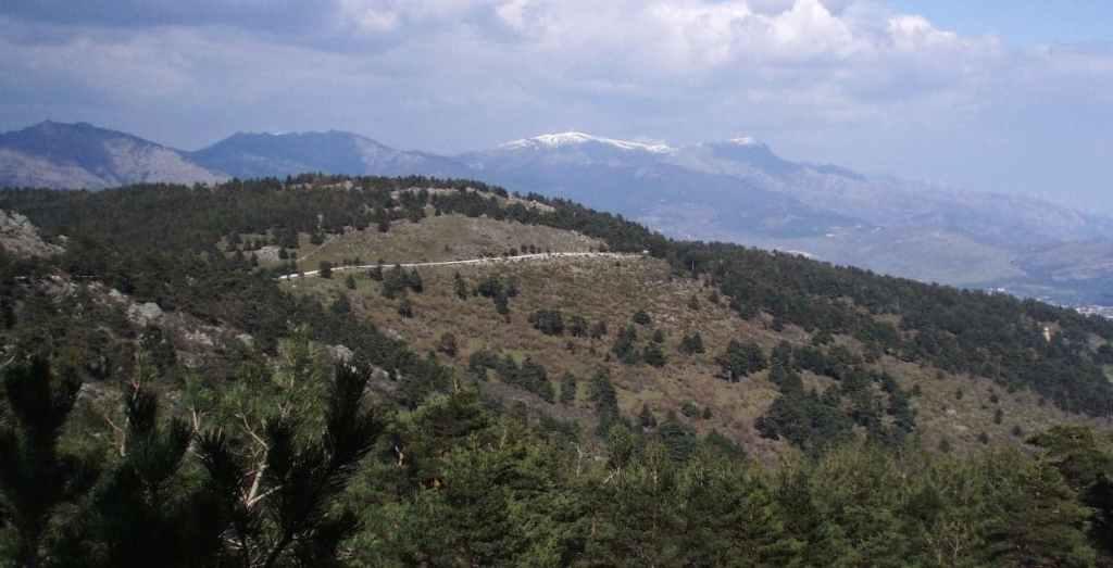 sierra guadarrama madrid