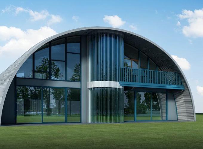 Quonset Hut Architecture
