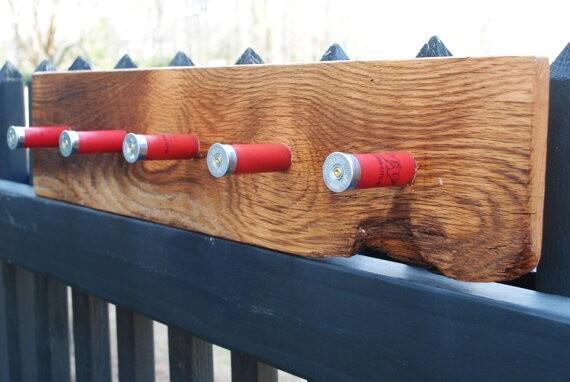 Reclaimed WoodHat Rack Ideas