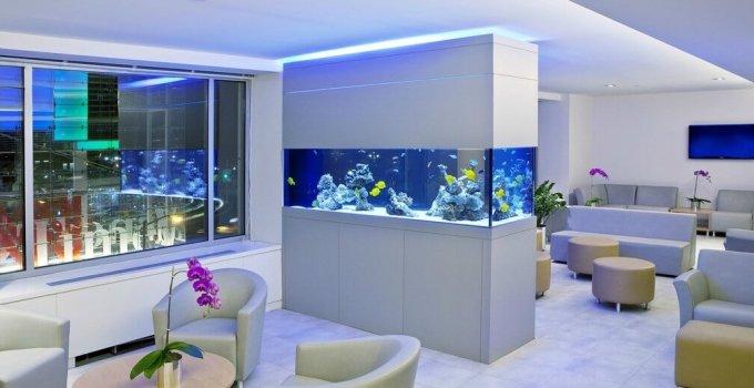 diy furniture aquarium