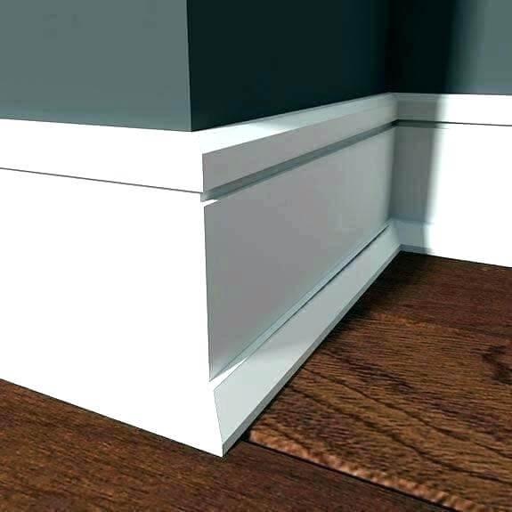 aseboard styles beautiful modern baseboards baseboard trim design.