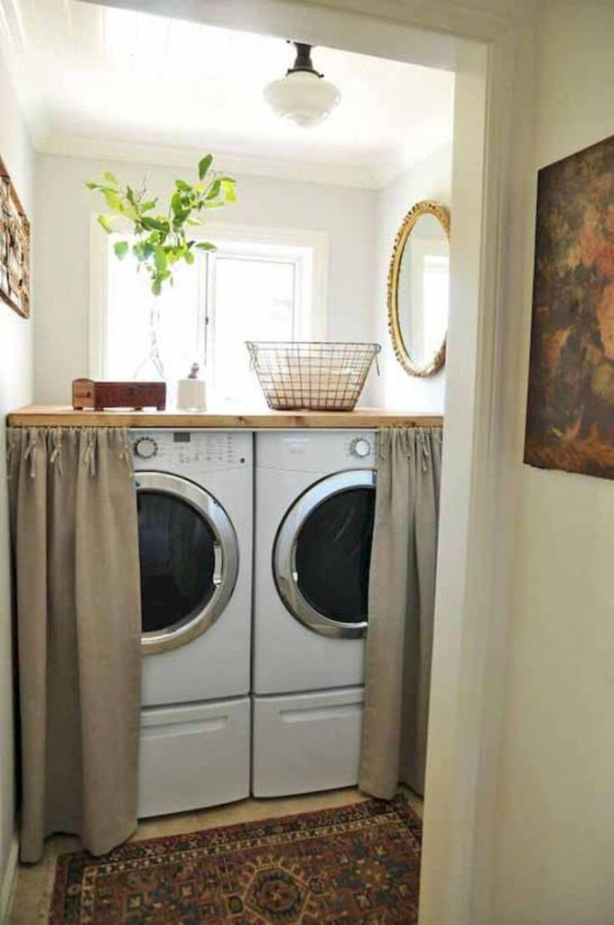 laundry room ideas decor