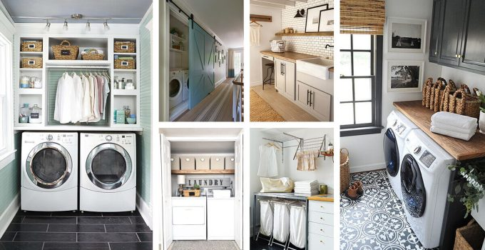 laundry room ideas cabinets