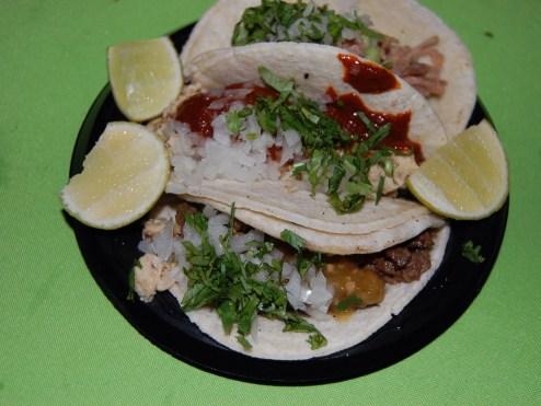 FRIDA Tacos at The Taste of Mexico 2013