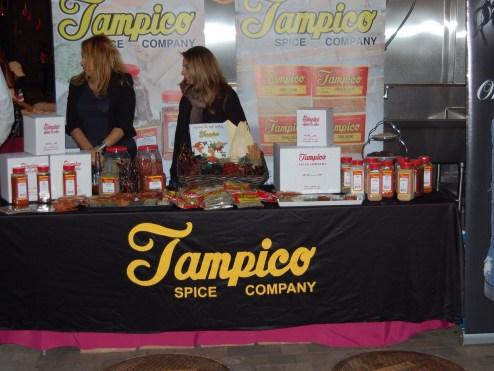 Tampico Spice Company at The Taste of Mexico 2013