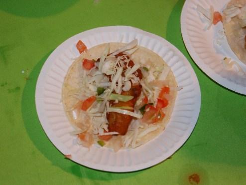 Ricky's Fish Tacos at The Taste of Mexico 2013