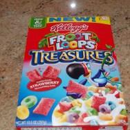 Kellog's Fruit Loops Treasures