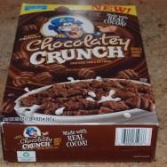Cap'n Crunch Chocolately Crunch