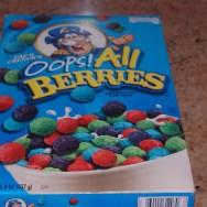 Cap'n Crunch Opps! All Berries
