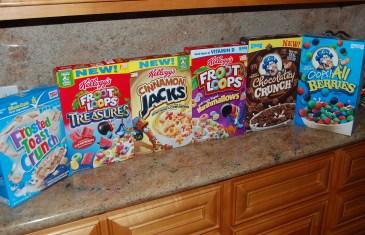 Cereal Extravaganza
