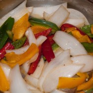 Bell Peppers & Onions