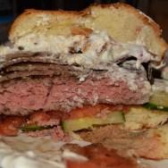 The Gyro Burger at Slater's 50/50