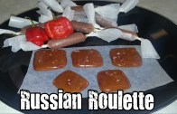 Carolina Reaper Sea Salted Caramel In Chocolate Russian Roulette