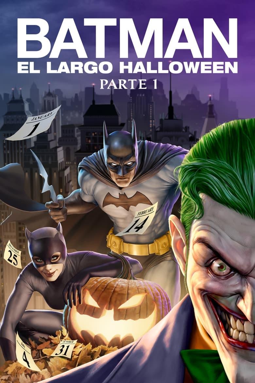 Ver Batman El Largo Halloween Parte 1 2021 Online Cuevana 3