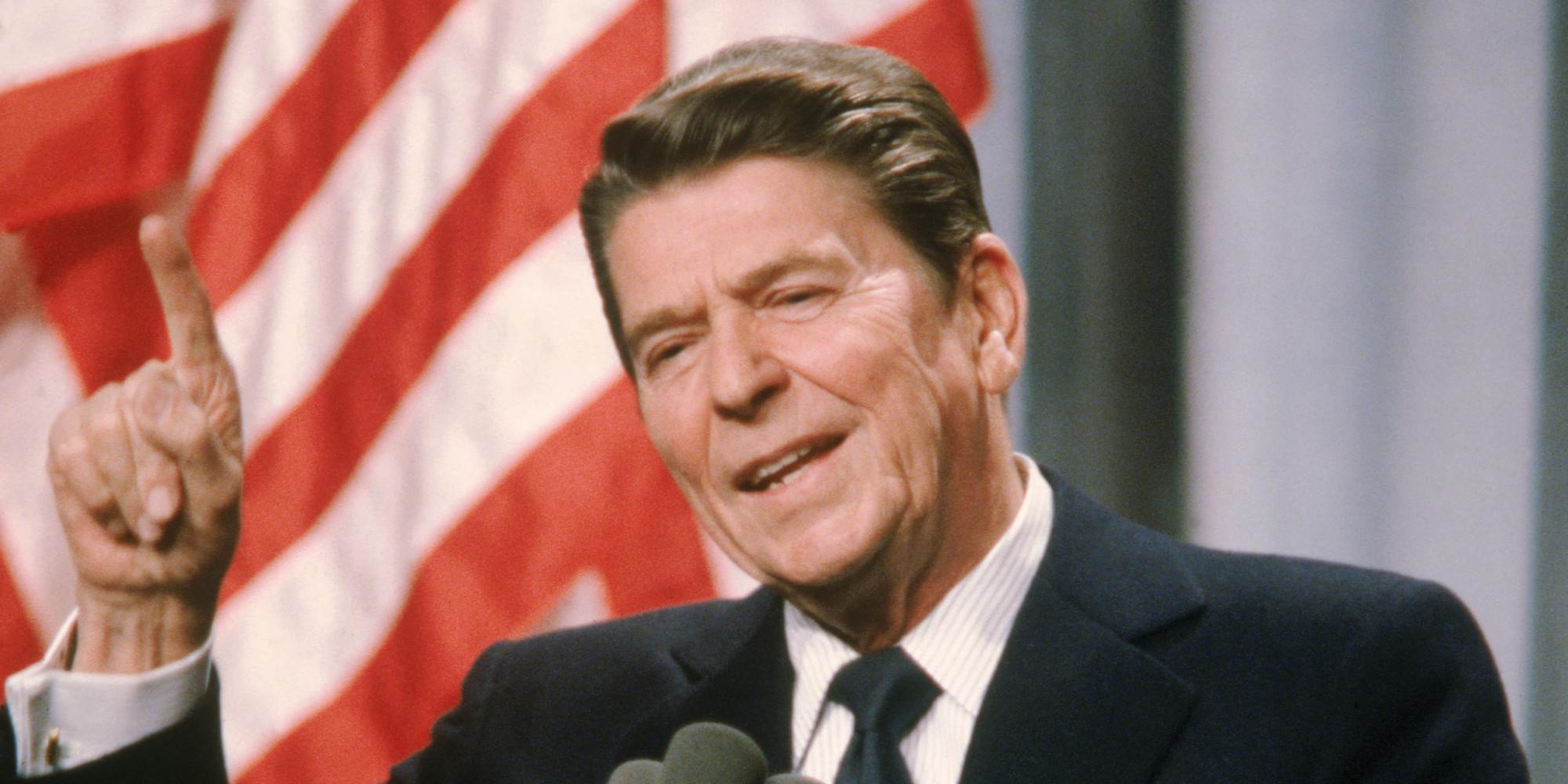Ronald Reagan cufflinks