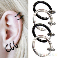 mens earrings screw backs