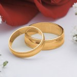 Alliance gold rings for men