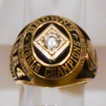 Championship Ring or Sports Gold Rings for Men