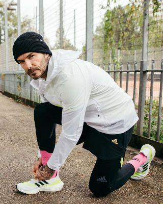 David Beckham the Metrosexual Spornosexual