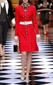 Dolce & Gabbana Fall/Winter Accessories 2016
