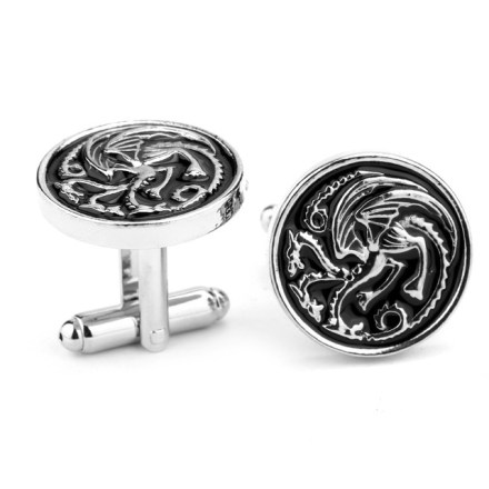 Cufflinks Targaryen game of thrones