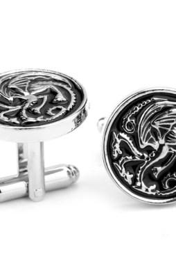 Cufflinks Targaryen game of thrones