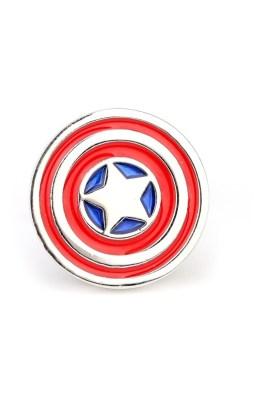 Cufflinks Marvel Superhero captain america