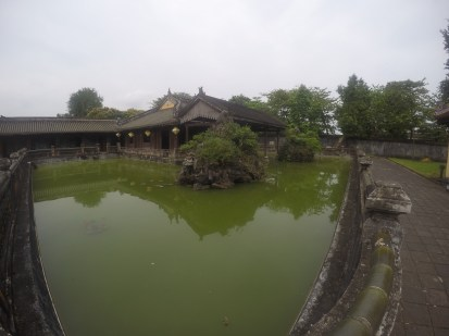 Emperor's mothers residence, Hue