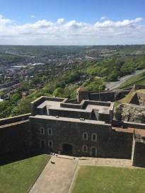 4. Dover Castle view 2 - 9.5.17.