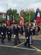 F2. Memorial service 14.7.17. Ciboure