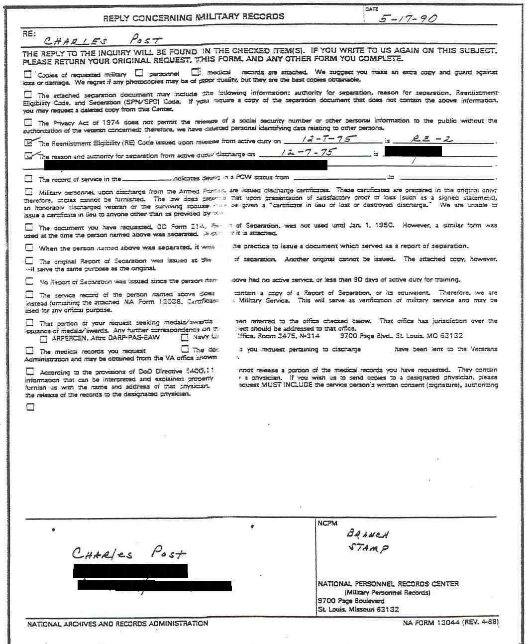 Pin Form Dd 214 Download Dd214 Worksheet Blank Renyuw