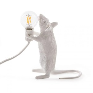 Mouse Lamp Standing Seletti