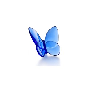 Papillon Portafortuna Blu
