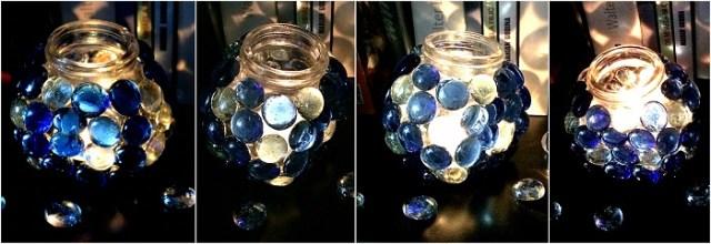 cum faci un felinar din borcan decorat tutorial
