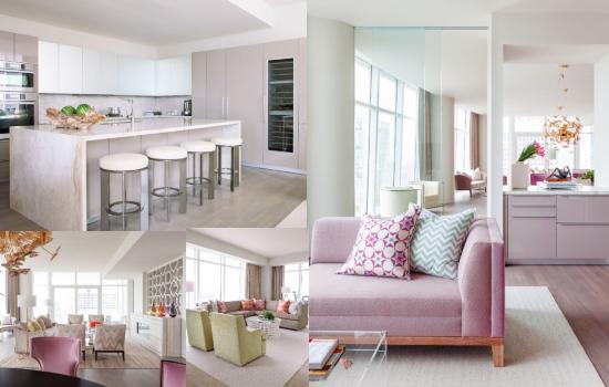 living_idee de decor apartament feminin