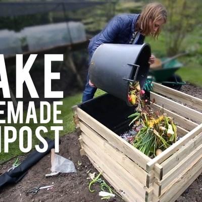 Cum sa facem compost acasa