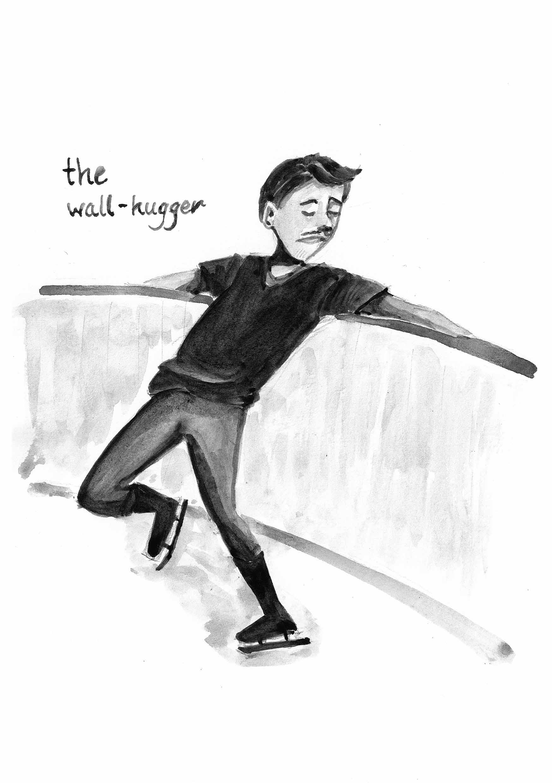 wallhugger