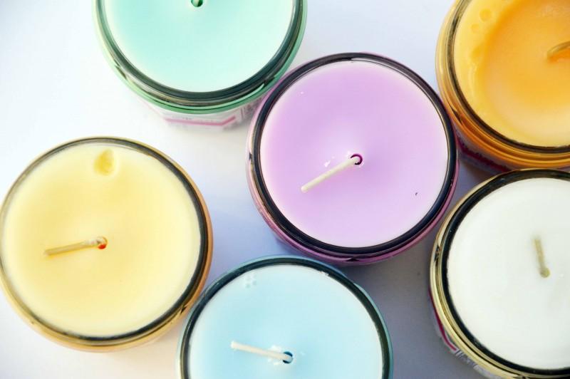 rencontre avec marie cr atrice des bougies de charroux. Black Bedroom Furniture Sets. Home Design Ideas