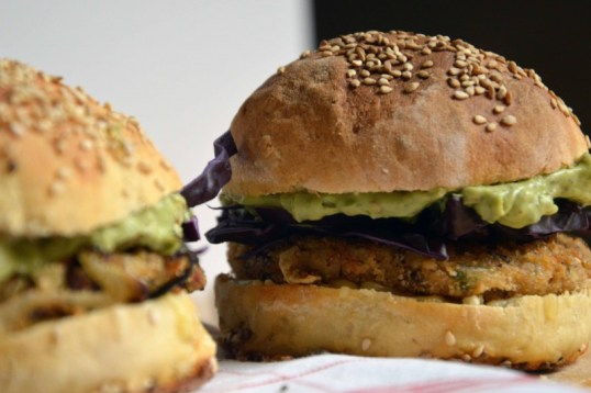 Veggie-Burger-Végétarien-recette