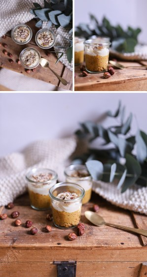 Photos d'une recette de cartot cake cru ou raw