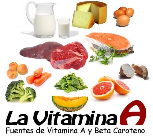 Vitamina A, ¿para que sirve?