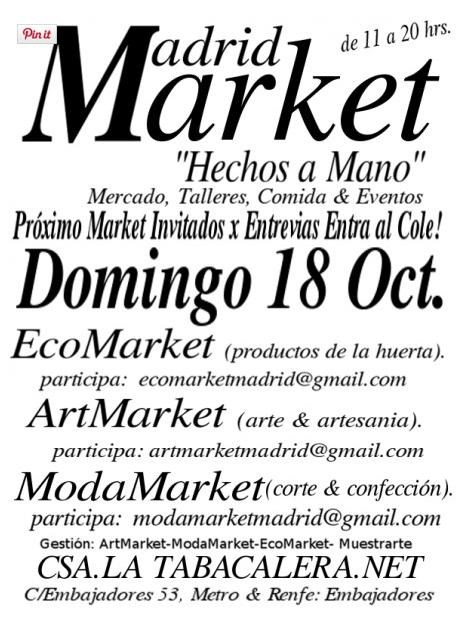 Market Tabacalera madrid