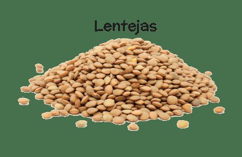 9 legumbres