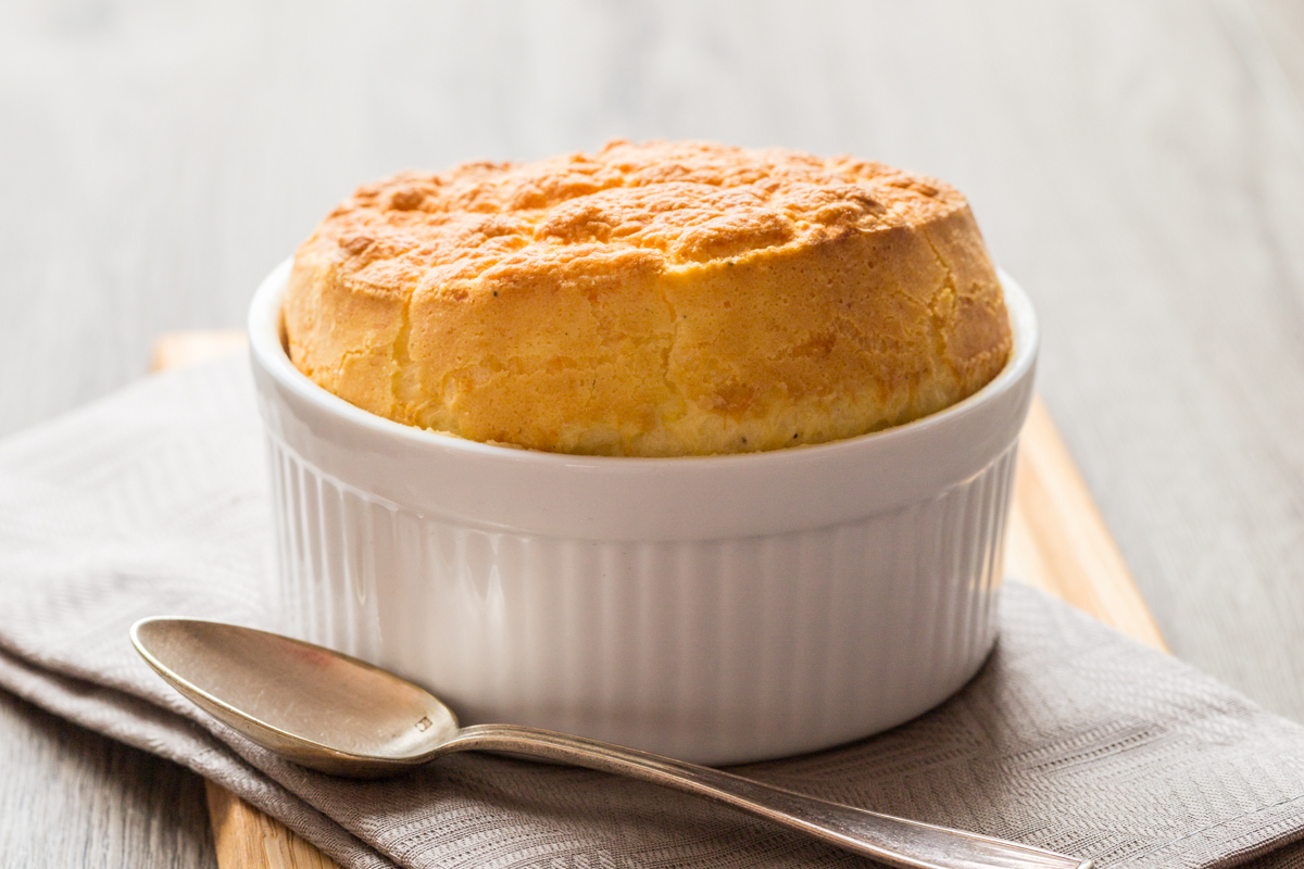 Munster Cheese Souffle French Recipe