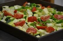 LE plat des grandes tablées en vacances : légumes rôtis au four (recette à suivre)